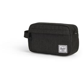 Herschel Chapter Carry On Travel Kit Black Crosshatch
